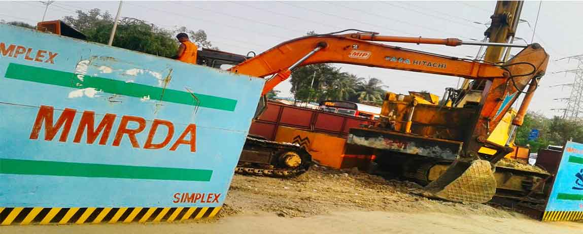 Ongoing Pojects | Manav Infra Projects Limited